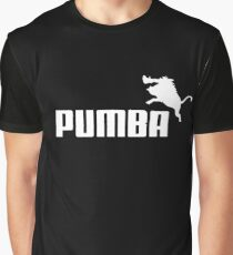 Pumba Logo Graphic T-Shirt