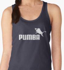 Pumba Logo Women's Tank Top