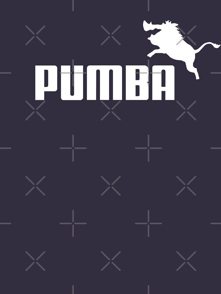 Pumba Logo von BeyondEvolved