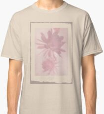 Negative Flower Classic T-Shirt