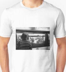 Commuter Time – Paris, France T-Shirt