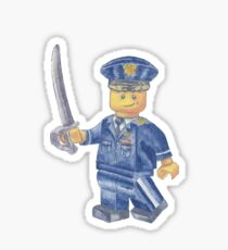 Toy US Air Force Major Sticker
