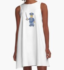 Toy US Air Force Major A-Line Dress