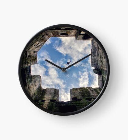 Flight To Freedom Clock