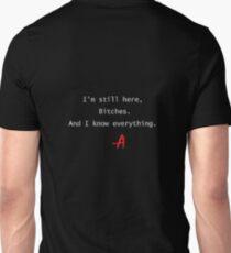 Pretty Little Liars -A Unisex T-Shirt