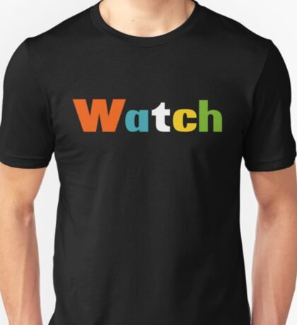 NDVH Watch T-Shirt