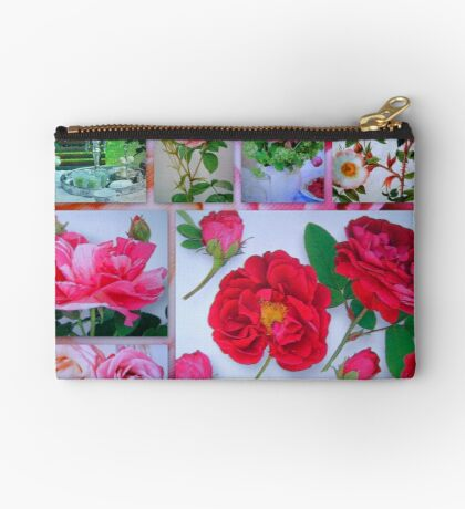 Rose Valentine's Greetings Studio Pouch