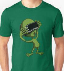 VR Alien Unisex T-Shirt