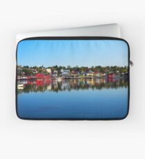 Lunenburg - Nova Scotia Laptop Sleeve