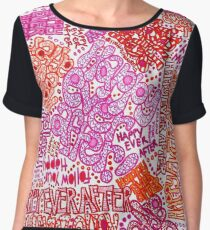 Happy Ever After Women's Chiffon Top