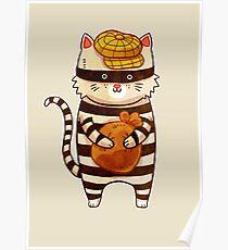 Catburglar Poster