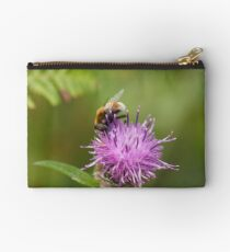Eristalis intricarius hoverfly Studio Pouch