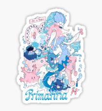 Starter's family: Primarina Sticker
