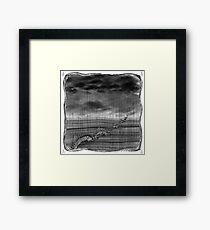 """""""Wet"""" Framed Print"""