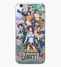 Tomb Raider III - 20 Years of Tomb Raider iPhone Case