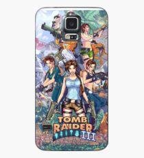 Tomb Raider III - 20 Years of Tomb Raider Case/Skin for Samsung Galaxy