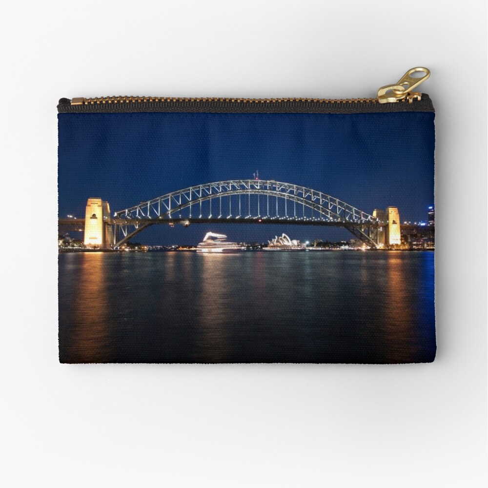 McMahons Point Zipper Pouch