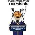 Deernold Trump by samedog