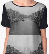Amsterdam Chiffon Top