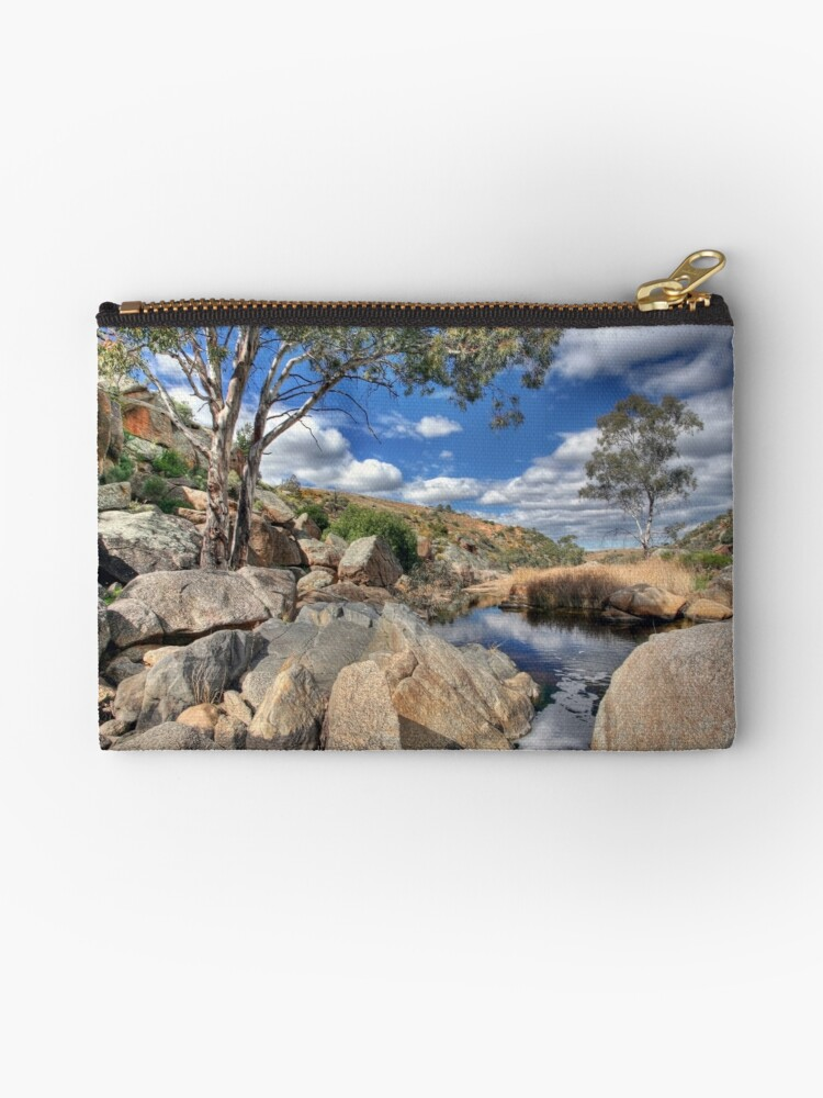Mannum Falls by Bill  Robinson