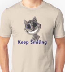Keep Smiling Unisex T-Shirt