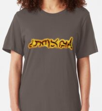 Sunlight Summon Sign Slim Fit T-Shirt