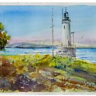 Point Lonsdale Lighthouse by Paul Gilbert