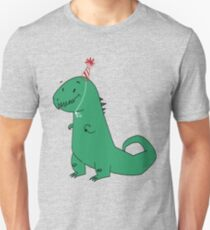 Birthday Dinosaur Unisex T-Shirt