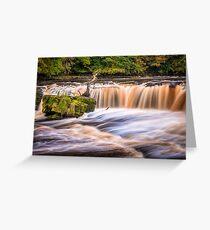 Aysgarth Falls Greeting Card