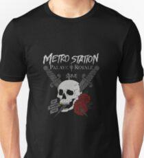 Metro Station Tour T-Shirt