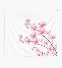 Sakura Cherry Blossom Wall Tapestry