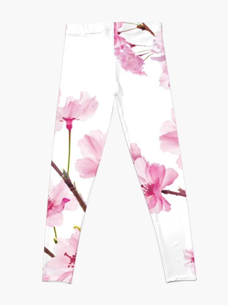 Vista alternativa de Leggings Sakura Cherry Blossom