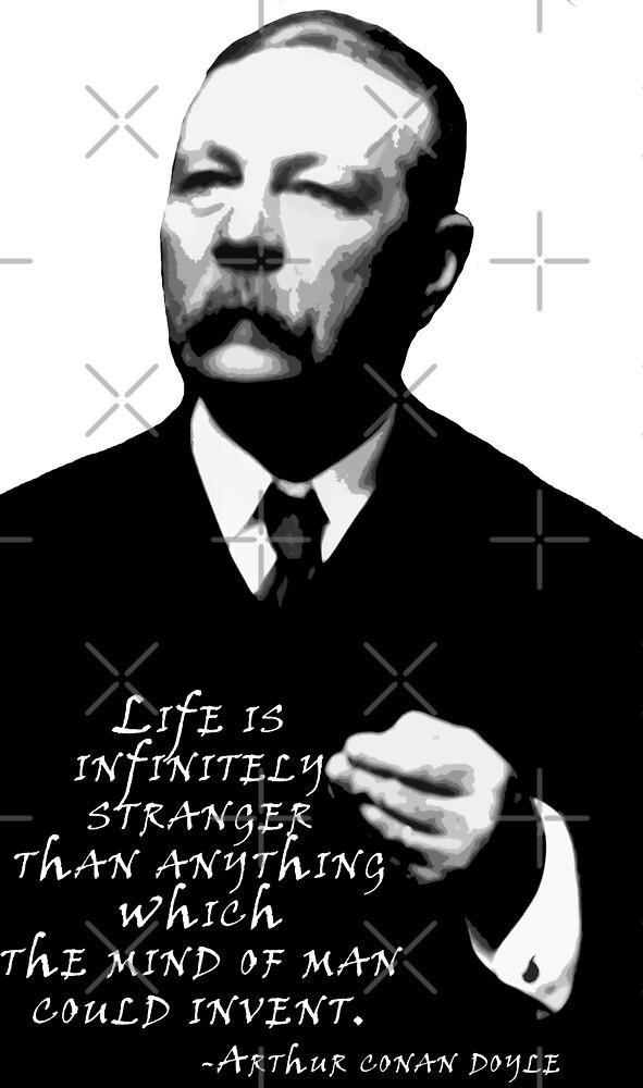 Life is Inifinitely Stranger by kryten4k
