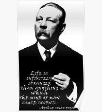 Life is Inifinitely Stranger Poster