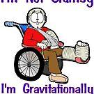 Gravitationally Challenged by Skree