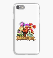 Fraggles! iPhone Case/Skin
