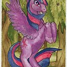 twilight sparkle by unknownbinaries
