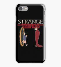Strange Things iPhone Case/Skin