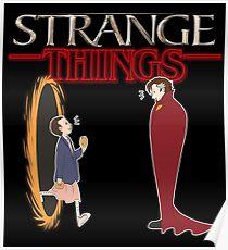 Strange Things Poster