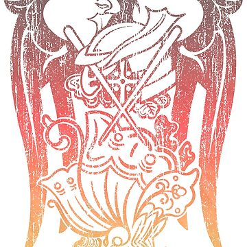 Philip Frey Kamon / Coat of Arms 2 by karlfrey