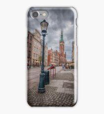 Long Market Street iPhone Case/Skin