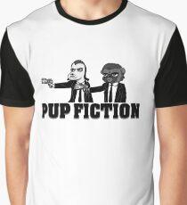 Pup Fiction Graphic T-Shirt