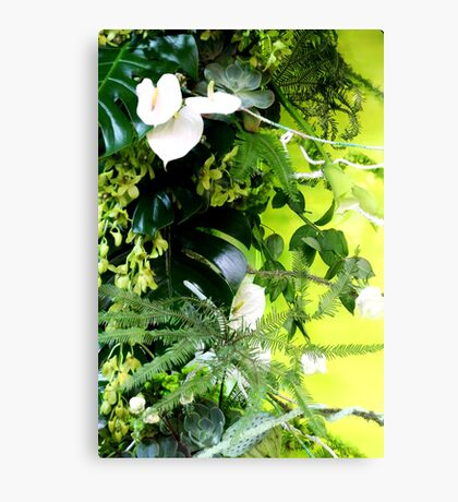 MIFGS - Green - Two Canvas Print