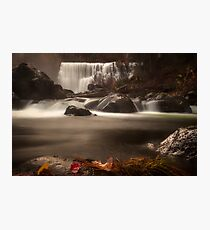 Middle Falls Photographic Print