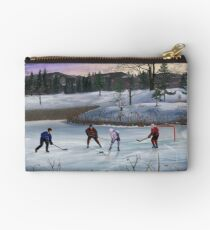 Pond Hockey Studio Pouch