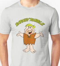Barney Rubble Funny - The Flintstones Cartoon T-Shirt