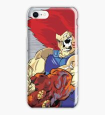 Lion-O's Last Stand iPhone Case/Skin