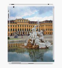 Schonbrunn Palace Vienna, Austria iPad Case/Skin