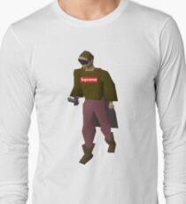 Camiseta de manga larga Personaje Supremo Runescape