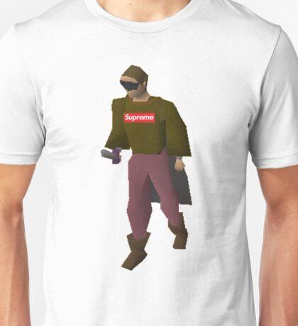 Supreme Runescape Character  Unisex T-Shirt